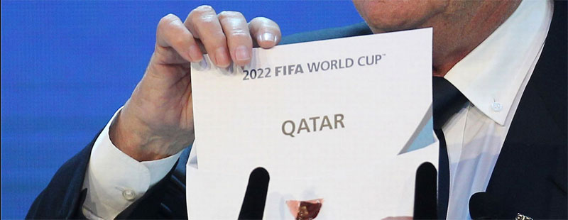 "Qatar World Cup: FIFA Announcement on Monitoring of ""Decent Working Conditions"" (ituc-csi.org)"