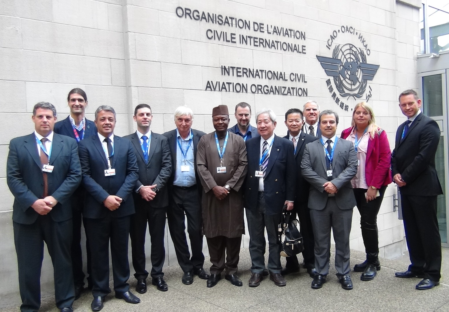 ITF civil aviation unions lobbying over the big issues at the ICAO Assembly