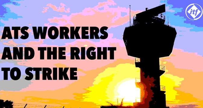 ATS unions: use new ITF guide to defend the right to strike