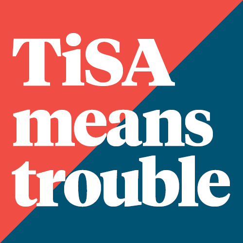 Campaign reveals TiSA threat to jobs and rights