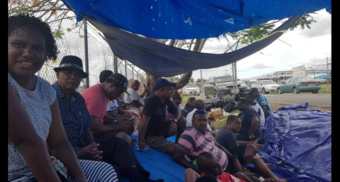 ITF backs workers in Fiji airport dispute