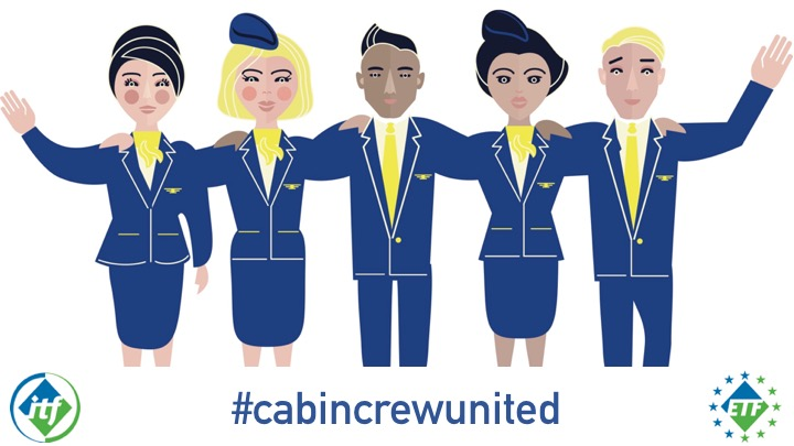 Ryanair Cabin Crew meet for the first time to demand fair treatment