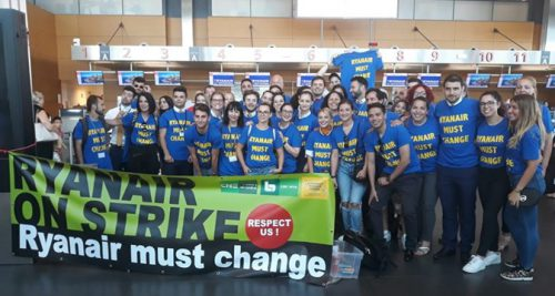 One year on, Ryanair still needs to stabilise its industrial relations