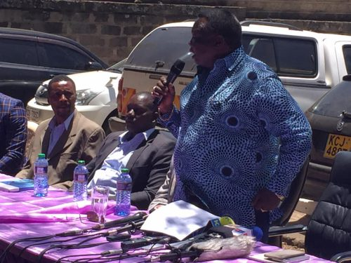 International call for release of Kenyan trade union leaders