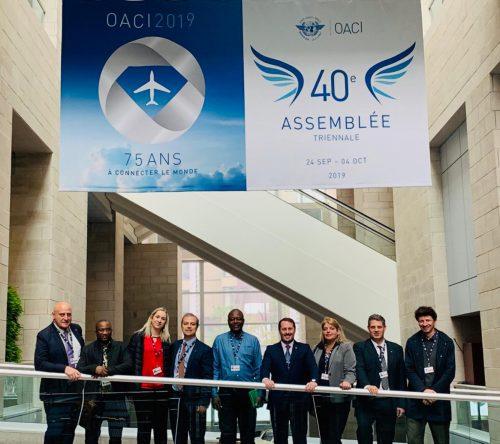 ITF hails success at aviation summit