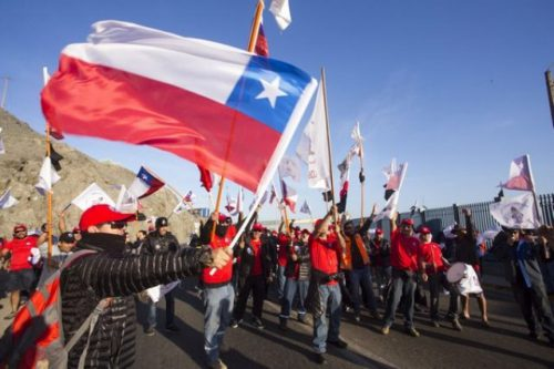 The Chilean people have spoken, now the government must listen