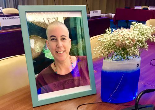 The Esther Busser memorial prize