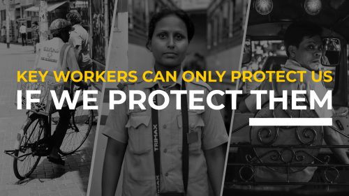 Key workers can only protect us if we protect them