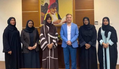 ITF and Omani union develop government relationship
