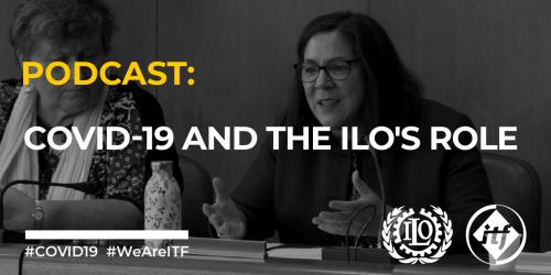 Podcast: Covid-19 and the ILO