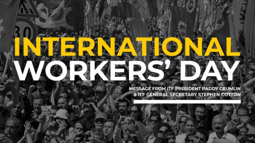 #MayDay2020: The system is broken, together we will build a new normal