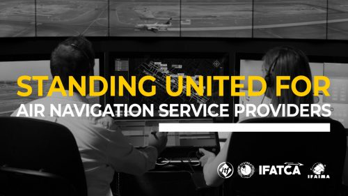 IFAIMA, IFATCA, IFATSEA and ITF joint statement on Air Navigation Services