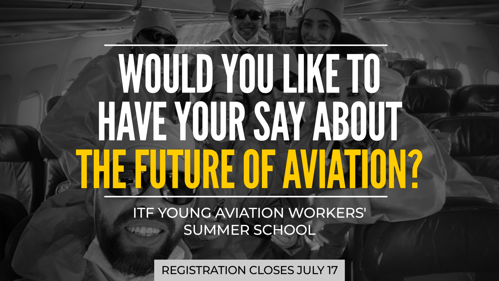 ITF Young Aviation Workers' Summer School