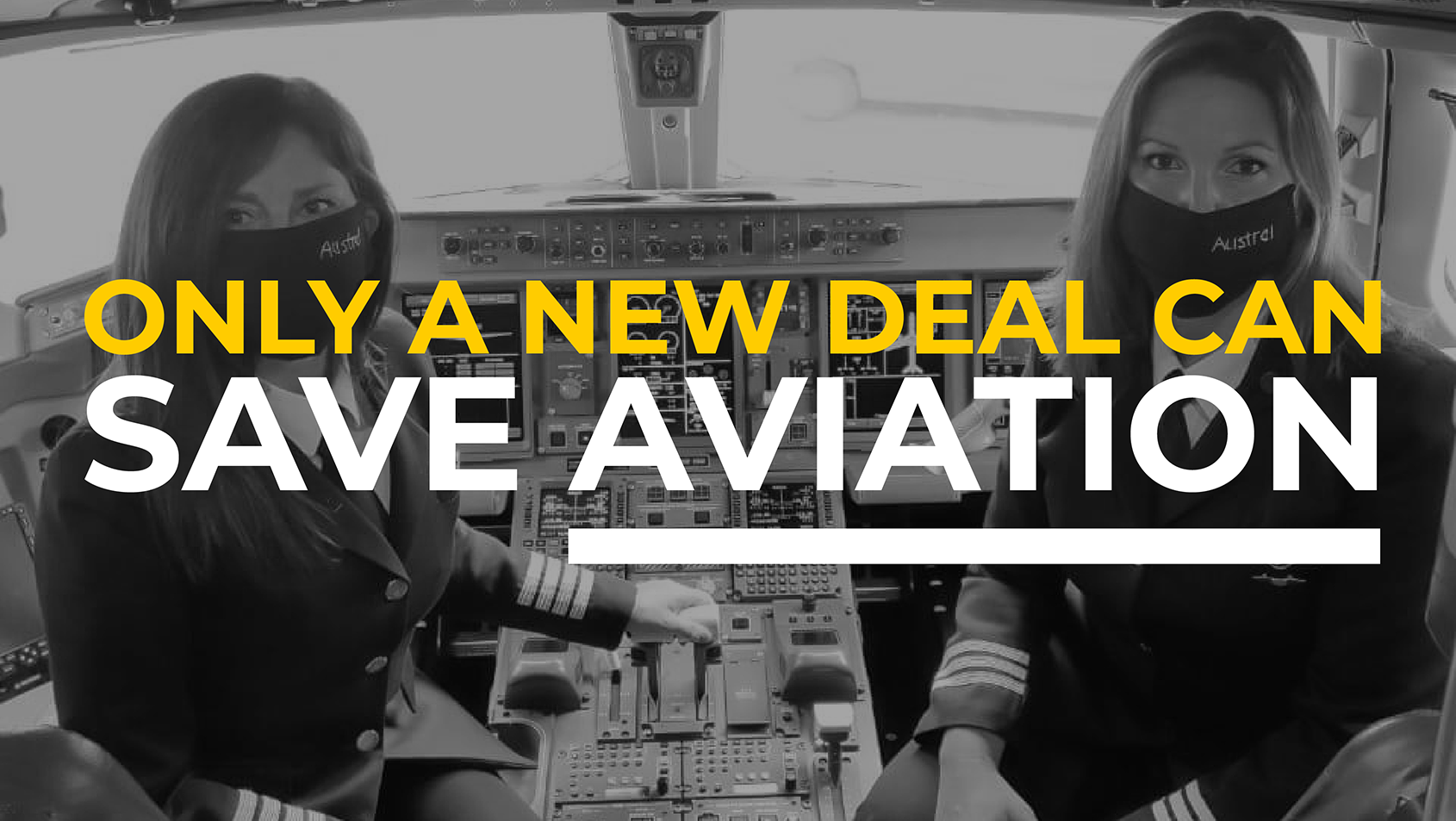 Only a new deal can save aviation