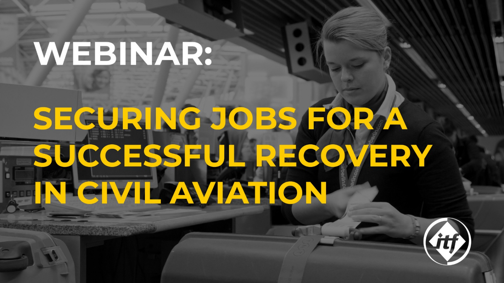 Securing jobs for a successful recovery in civil aviation